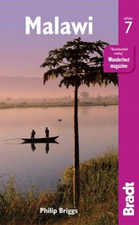 Malawi, angol nyelvű útikönyv - Bradt