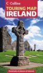 Írország térkép - Collins