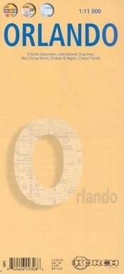 Orlando térkép - Borch