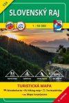Szlovák-Paradicsom turistatérkép (124) - VKÚ