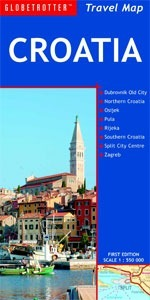 Croatia - Globetrotter: Travel Map