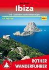 Ibiza, német nyelvű túrakalauz - Rother