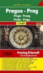 Prága zsebtérkép - Freytag-Berndt