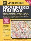 Bradford / Halifax atlasz - AA