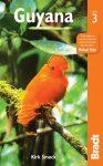 Guyana, guidebook in English - Bradt