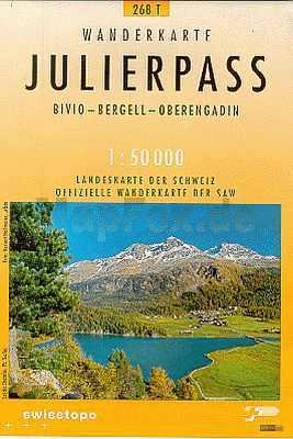 Julierpass - Landestopographie T 268