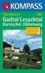 Gailtal - Lesachtal - Karn.Höhenweg - Kompass WF 982