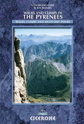 Walks and Climbs in the Pyrenees - Cicerone Press