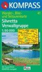WK 41 Silvretta - Verwallgruppe - KOMPASS