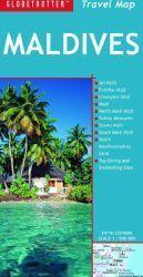 Maldives - Globetrotter: Travel Map