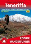 Tenerife, német nyelvű túrakalauz - Rother
