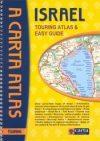 Izrael (Touring Atlas and Easy Guide) atlasz - Carta