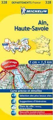 Ain, Haute-Savoie (328) - Michelin