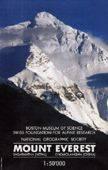 Mount Everest térkép - SSAF