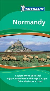 Normandy Green Guide - Michelin
