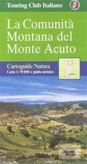 Monte Acuto térkép - TCI