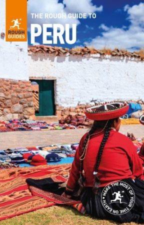 Peru, angol nyelvű útikönyv - Rough Guide