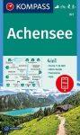 Achensee, hiking map (WK 027) - Kompass