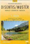 Disentis & Mustér, hiking map (256 T) - Landestopographie