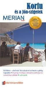 Korfu és a Jón-szigetek útikönyv - Merian live!
