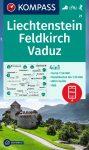 WK 21 Feldkirch - Vaduz - KOMPASS