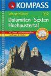Dolomiten-Sexten-Hochpustertal - Kompass WF 992