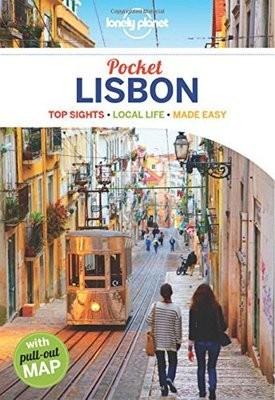 Lisszabon, angol nyelvű zsebkalauz - Lonely Planet