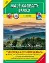 Little Carpathians & Bradlo, hiking map (129) - VKÚ