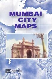 Mumbai (Bombay) térkép - Media Research & Marketing