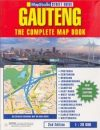 Gauteng (Complete Map Book) atlasz - Map Studio