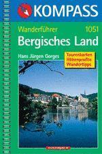 Bergisches Land - Kompass WF 1051