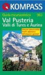 Val Pusteria-Valli di Tures - Kompass WF 963