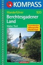 Berchtesgadener Land - Kompass WF 920