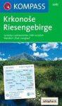 WK 2087 Riesengebirge / Krkonose - KOMPASS