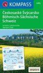 WK 2083 Böhmisch-Sächsische Schweiz - KOMPASS