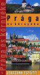Prague and environs, guidebook in Hungarian - Utazzunk együtt!