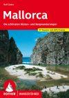 Mallorca, német nyelvű túrakalauz - Rother
