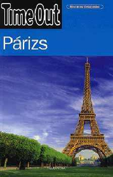 Párizs útikönyv - Time Out