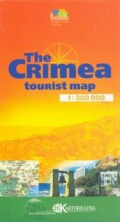Krim-félsziget térkép - Kartografija