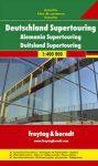 Németország Supertouring atlasz - Freytag-Berndt