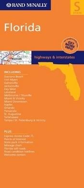 Florida térkép - Rand McNally