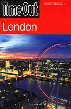 London útikönyv - Time Out