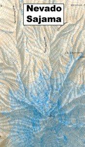 Nevado Sajama térkép - Walter Guzman