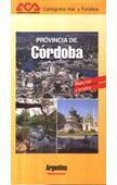 Cordoba Province (No14.) térkép - Automóvil Club Argentino
