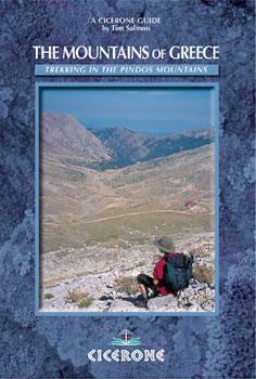 The Mountains of Greece - Trekking in the Pindhos Mountains - Cicerone Press