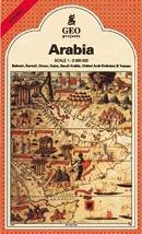 Arábia térkép - Geoprojects