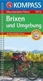 Brixen u. Umgebung - Kompass K 1973