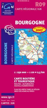 Bourgogne - IGN R09