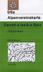 Darrah-e Issik-e Bala térkép (0/6a) - Alpenvereinskarte