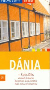Dánia útikönyv - Polyglott